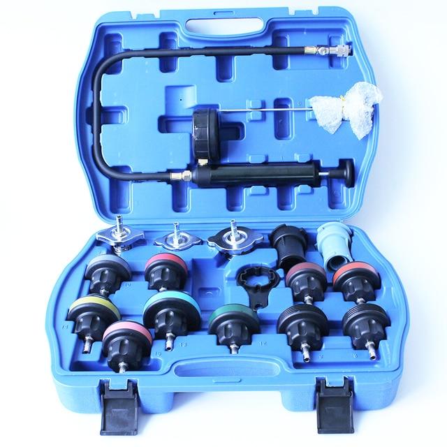 18 Sets Of Water Tank Leak Detector Car Tank Detection Tool