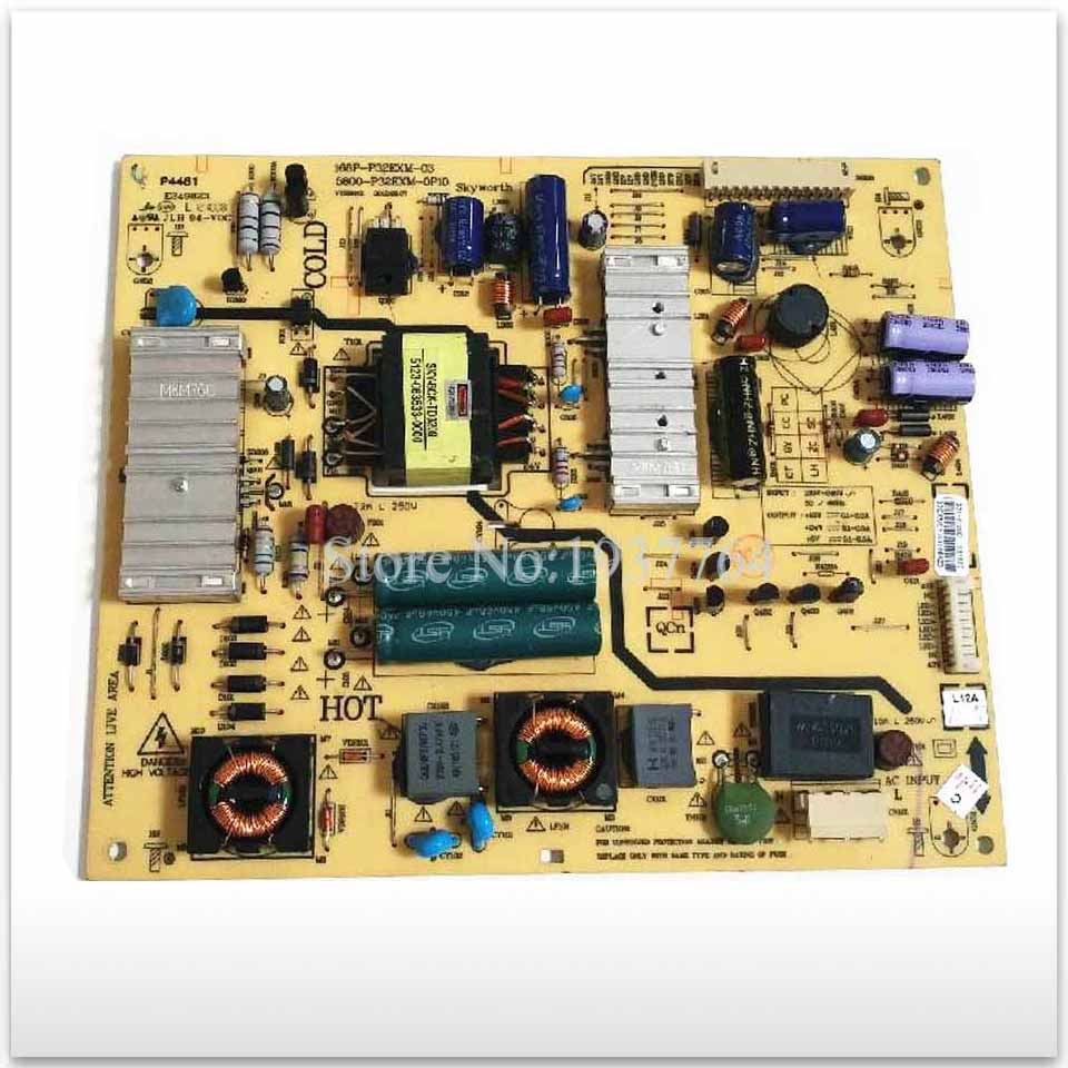 Original 32E350E power supply board 168P-P32EXM-03 5800-P32EXM-0P00 used fx10b 168p sv1 85