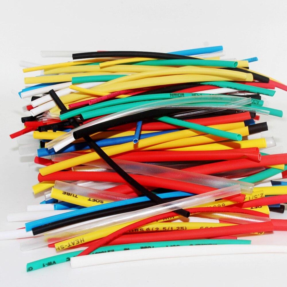 Marke Neue 315 stück Farbe Schrumpfschlauch Sortiment Wrap ...