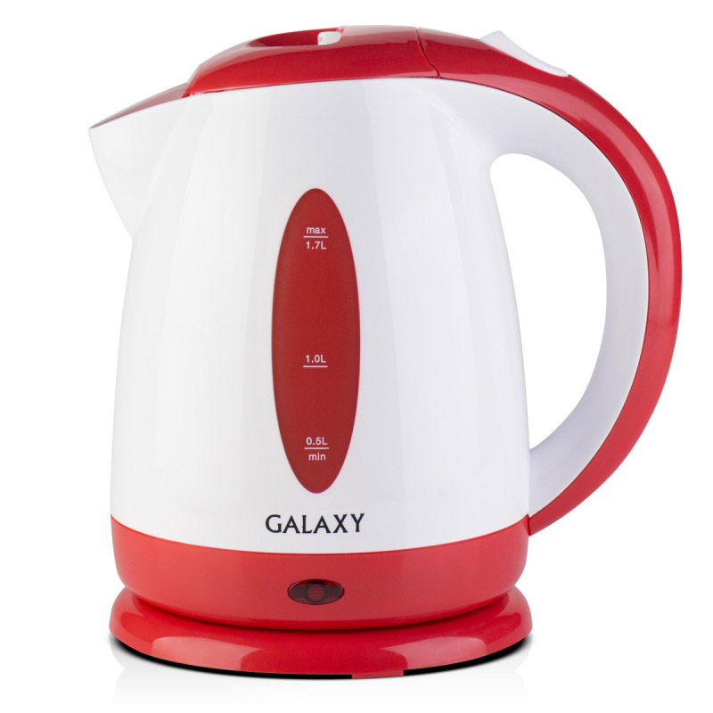 Electric kettle Galaxy GL 0221 red