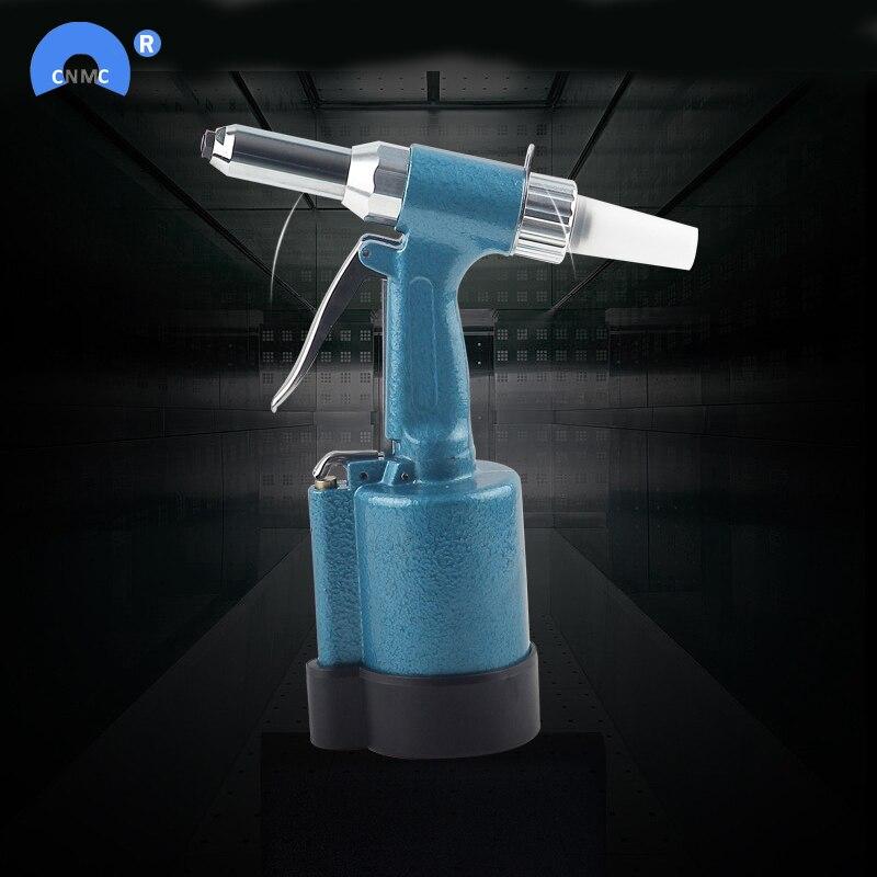 Professional Electric Rivet Nut Gun Adaptor Insert Cordless Power Drill Tool Kit