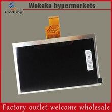 Nuevo 7 pulgadas (1024*600) pantalla LCD de $ number pines, 100% Nuevo display, tamaño: 165*105mm Tablet PC pantalla LCD TXDT700CPLA-42 TXDT700CPLA