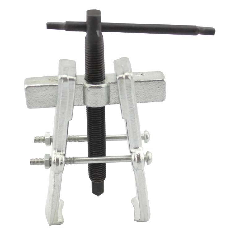 Enthusiastic Gear Puller Hand Tool 65# Hand Tools Pump Wall Pulley Steel Remover Straight Type Two Claws Bearing