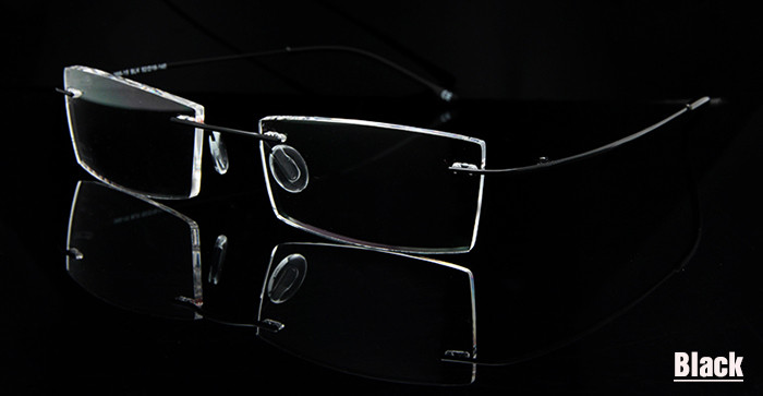 Rimless Eyeglasses Frames (3)