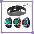 Stylish Sport Watch Pulse Meter Heart Rate Monitor Steps Counter Pedometer Watch