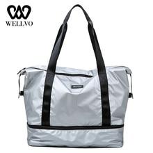 Pink Duffle Bag For Women Handbag Travel Hand Luggage