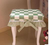 Giardino coreano Principessa trucco verde sgabello set sgabello del pianoforte sedia cuscini possono essere personalizzati