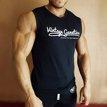 Casual mens vest 2019 high quality sporter jogger fitness top sleeveless gyms bodybuilding clothing
