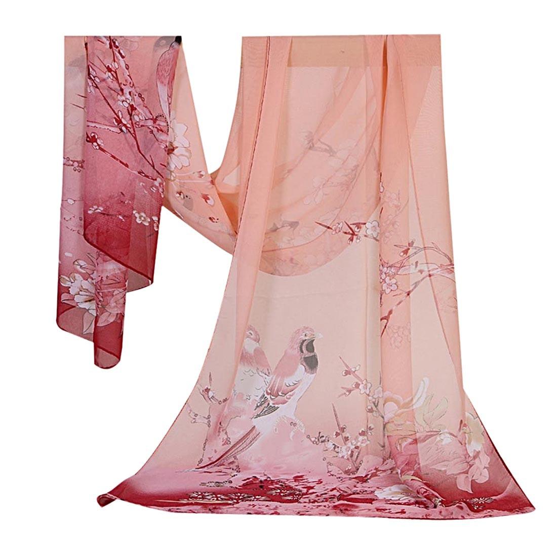 2017 fashion New Arrival winter scarf Chiffon Soft Neck Elegant Shawl Scarves Stole Wraps scarf luxury brand Chiffon scarves
