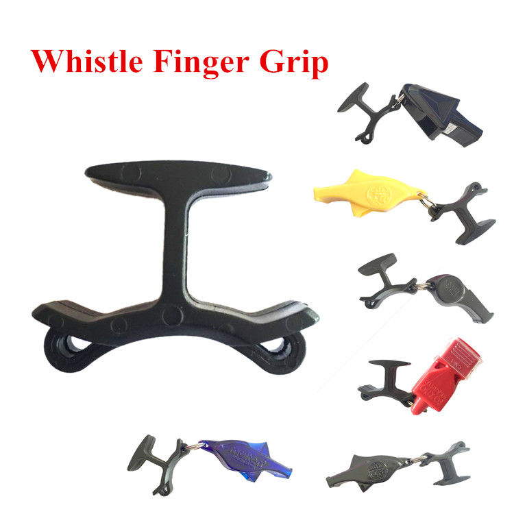 PAIDIAO Whistle Finger Grip Whistle Clip Support K30 Football Whistle Finger Grip Referee Whistle Accessories For Clip
