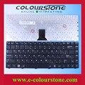 Brand new original ruso teclado del ordenador portátil para samsung r518 r520 r522 series ru teclado negro