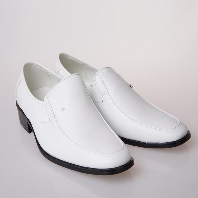 Zapatos blancos formales para mujer P9T55AwH