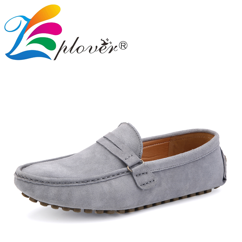 Zplover Brand Fashion Spring Autumn Soft Moccasins Men Loafers Driving Shoes Mens Patent Leather Shoes Male Casual Flats Loafers  spring and autumn business casual leather moccasins shoes soft leather soft outsole men s light free shipping