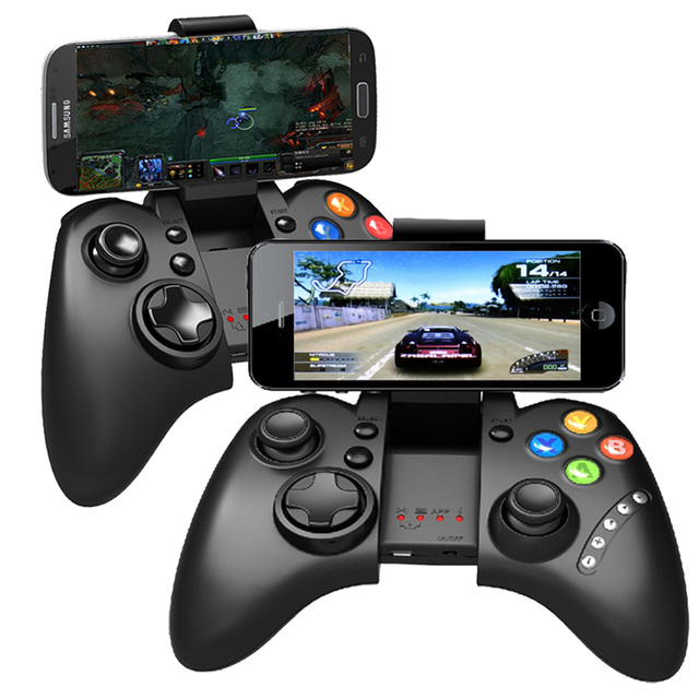 Joystick ipega PG 9021 PG-9021 Wireless Bluetooth Game Gaming Controller  for Android / iOS MTK phone Tablet PC TV BOX Joystick