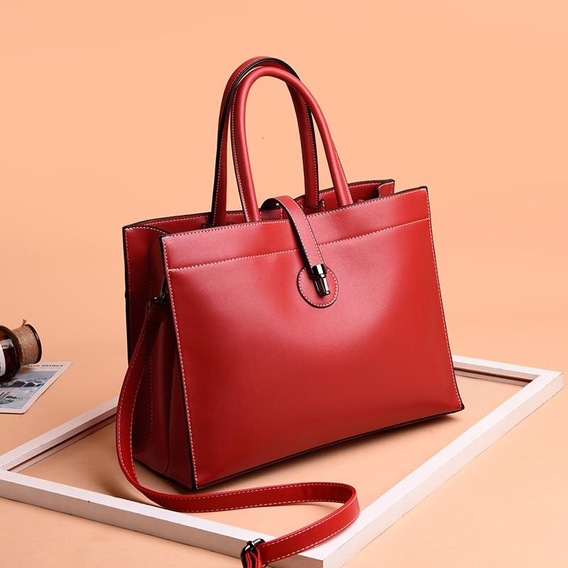 1a5045bc1479 Женская коллекция Сумочка мягкая кожаная сумка женская сумка модные  фирменный дизайн женская