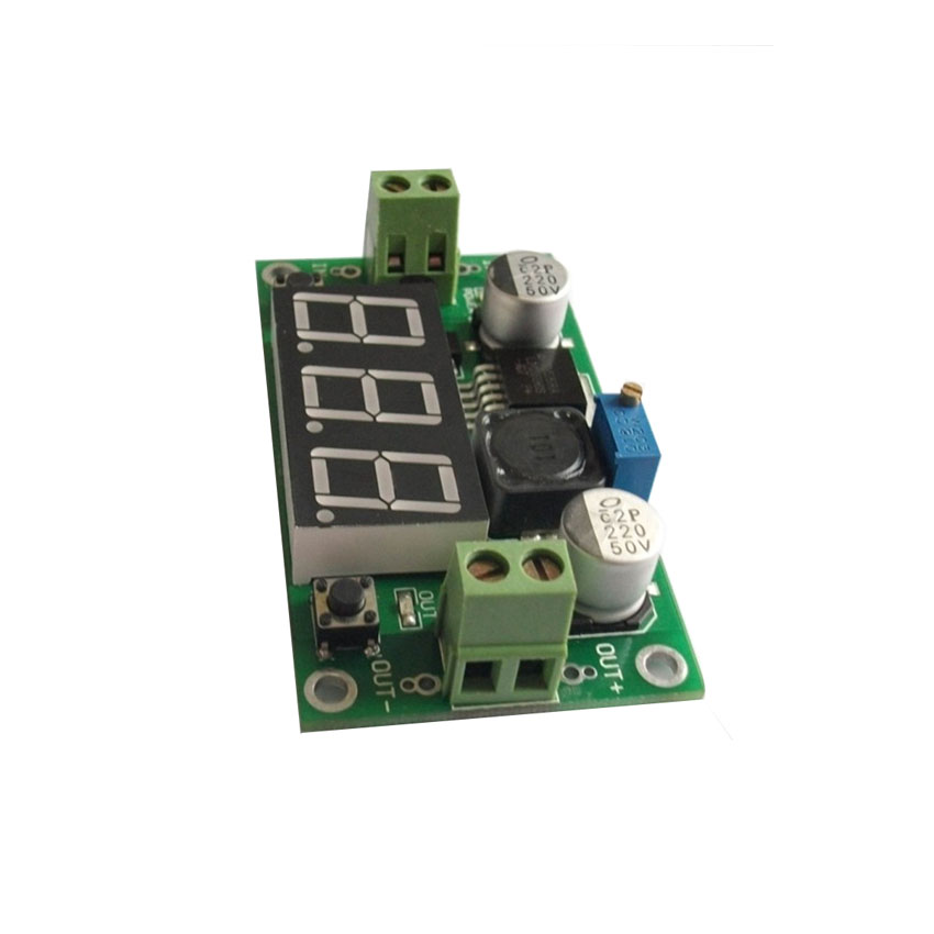 Adjustable Voltage Regulator With Tda2030 Dc Voltage Regulator Circuit