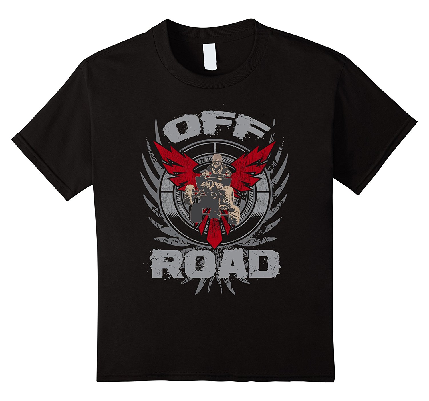 T shirt design quad cities - Best Selling Male Natural Cotton Shirt Sleeve Tops T Shirt Homme Off Road Atv Quad T