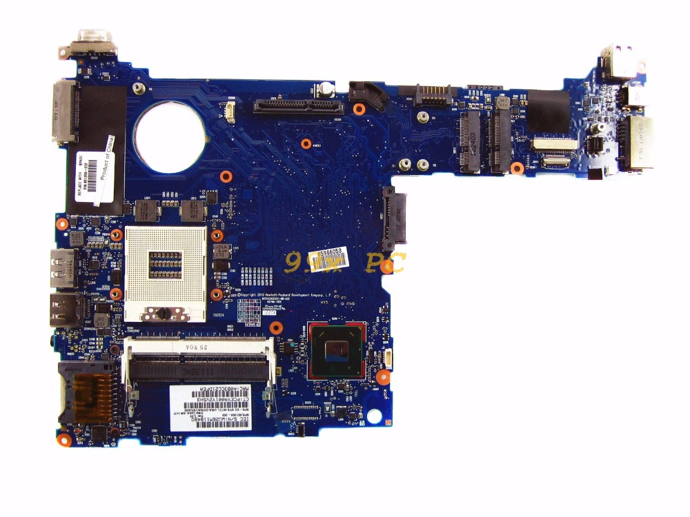 Laptop Motherboard For Hp 2560p Laptop Motherboard 651359-002 6050a2400201-mb-a02 Qm67 Ddr3 Test Ok Attractive And Durable Laptop Accessories