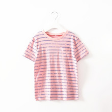 2015 new hot sell summer style short sleeve baby c kids clothes  girl t shirts girl tops fashion cheap TS003-3s