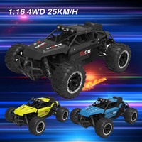 Remote Control Construction Truck 1:16 Scale Vehicle RC Cars For Kids Electric RC Radio Remote Control Car L1210