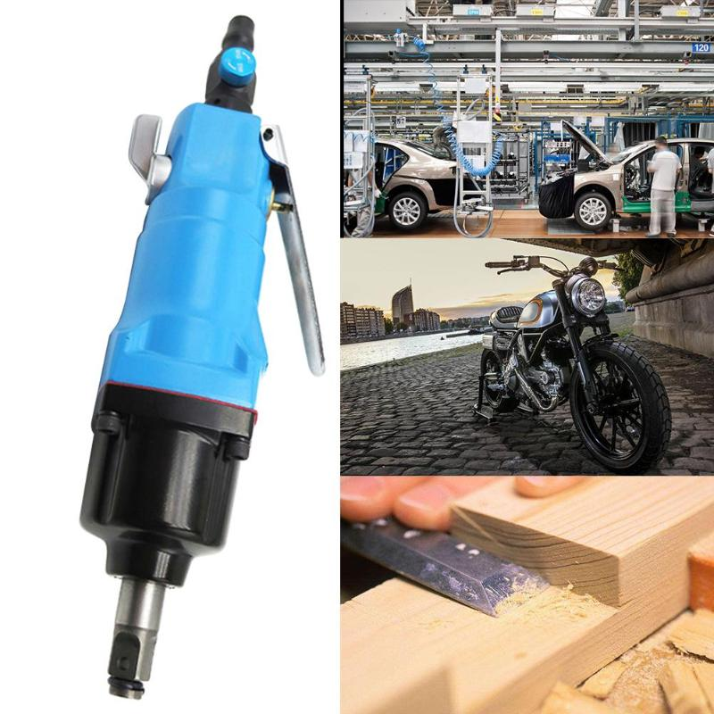 Mini Drive Air Gun Wrench Kit Drive Air Pneumatic Powered Ratchet 3/8 Impact Socket Wrench Rotation Reversible Air Tool 3 8 inch square air drive air pneumatic ratchet wrench impact gun super duty adjustable torque professtional tool