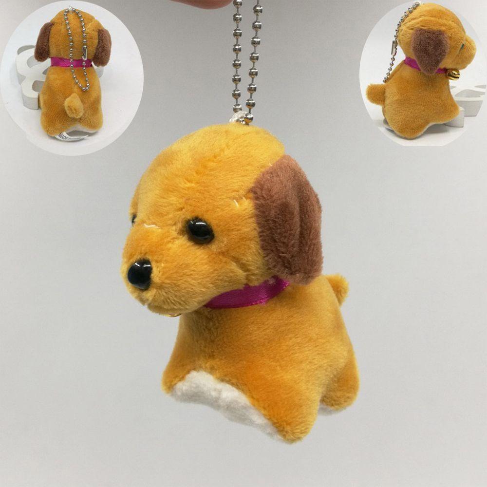 2a0a5687816 Baby Kind Mooie Puppy Hond Patroon Speelgoed Vrouwen Meisje Handtas Hanger  Ornament Kinderen Speelgoed Gevulde Knuffel in Baby Kind Mooie Puppy Hond  Patroon ...