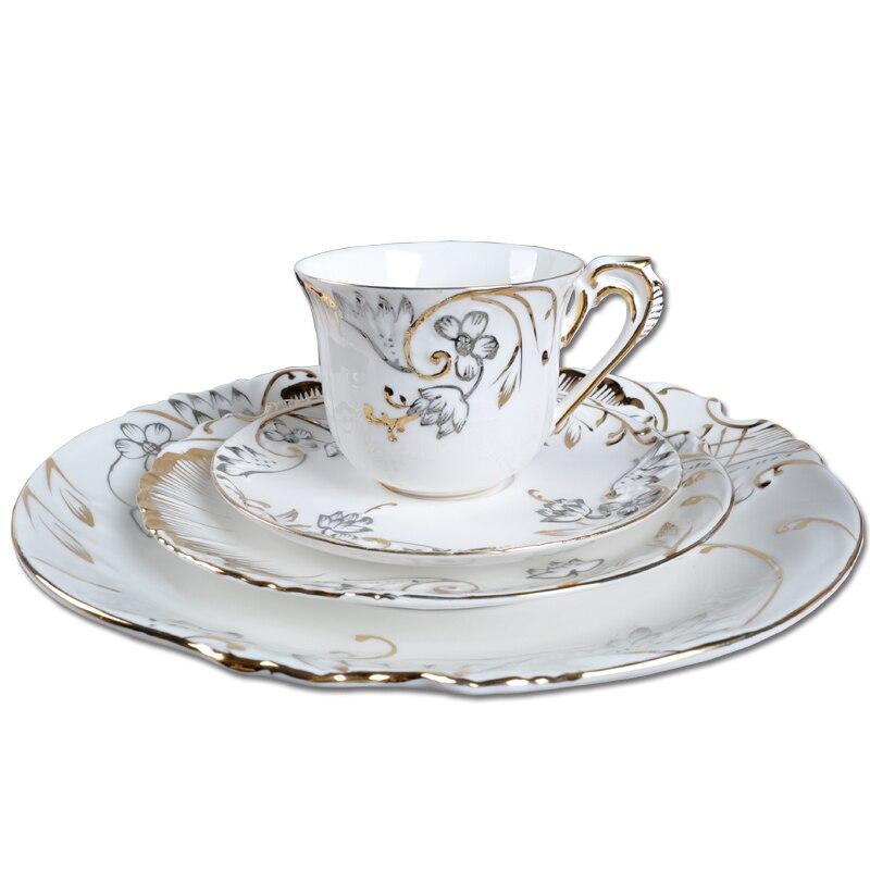 Popular White Embossed Dinnerware-Buy Cheap White Embossed ...