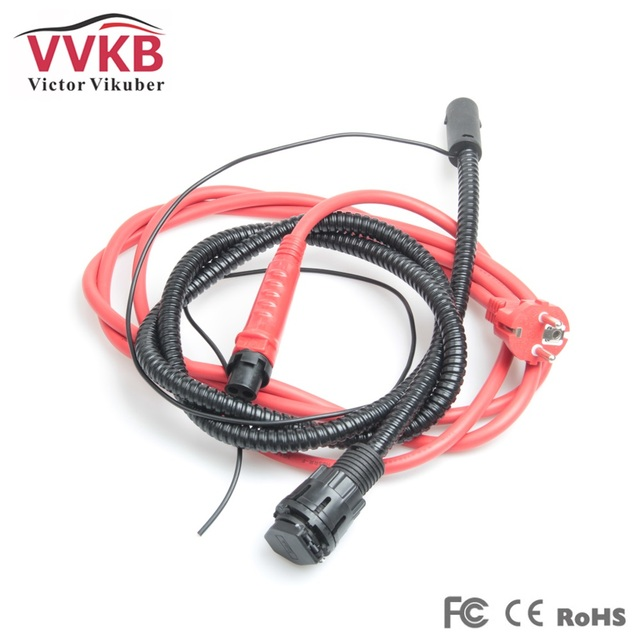 engine block heater similar to defa plug in car heater in heating rh aliexpress com  block heater plug wiring diagram