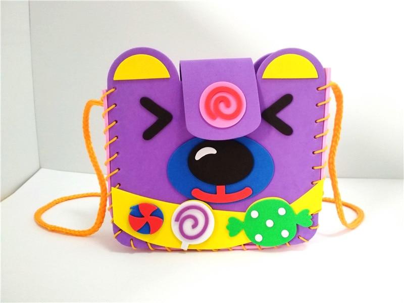 Adesivos Jardim de Infância Artesanal Criativa Meninas presente