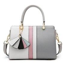 Женская сумка новые сумки из натуральной кожи для женщин вышитые сумки на плечо для женщин Бренды роскошные сумки женские дизайнерские сумки