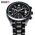 Relogio masculino Multifunción Deportes Hombres Reloj de Cuarzo de Moda Casual Reloj Militar Impermeable Relojes de Los Hombres del Reloj de Lujo