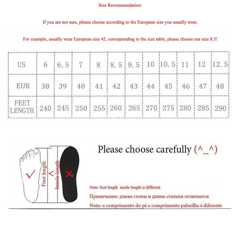 YIGER Nouveau Hommes Sandales En Cuir Véritable Casual Slip-on - Chaussures pour hommes - Photo 6