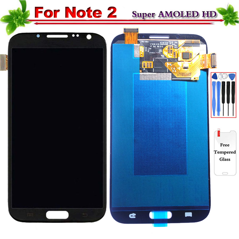 best top 10 samsung galaxy note2 replacement lcd list and