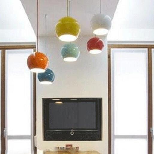 կախազարդ լամպեր ժամանակակից - Ներքին լուսավորություն - Լուսանկար 3