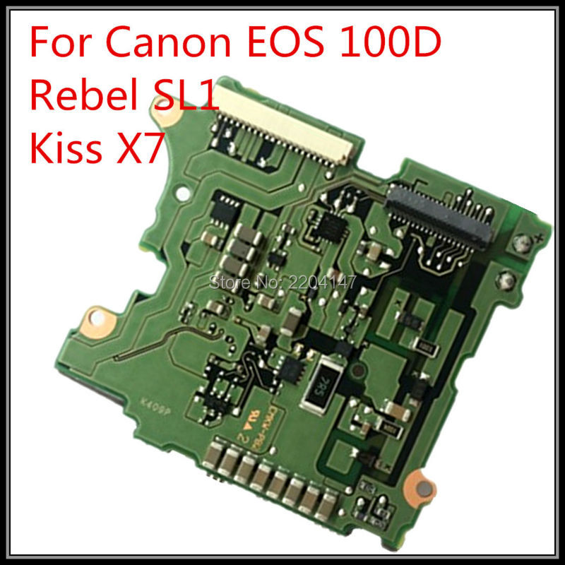 100% NOVO originalno za Canon EOS 100D Rebel SL1 Kiss X7 Power Board - Kamera i foto - Foto 2