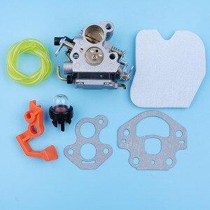 Image 2 - Primer de filtro de ar para carburador, lâmpada para substituição de linha de combustível cs340 cs 340 380 parte