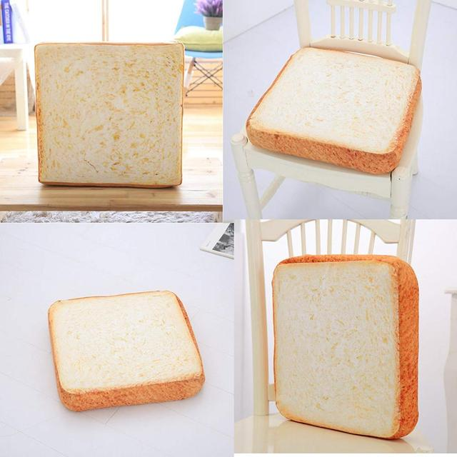 Soft Bread Bed and Fried Egg Blanket for Cats 5