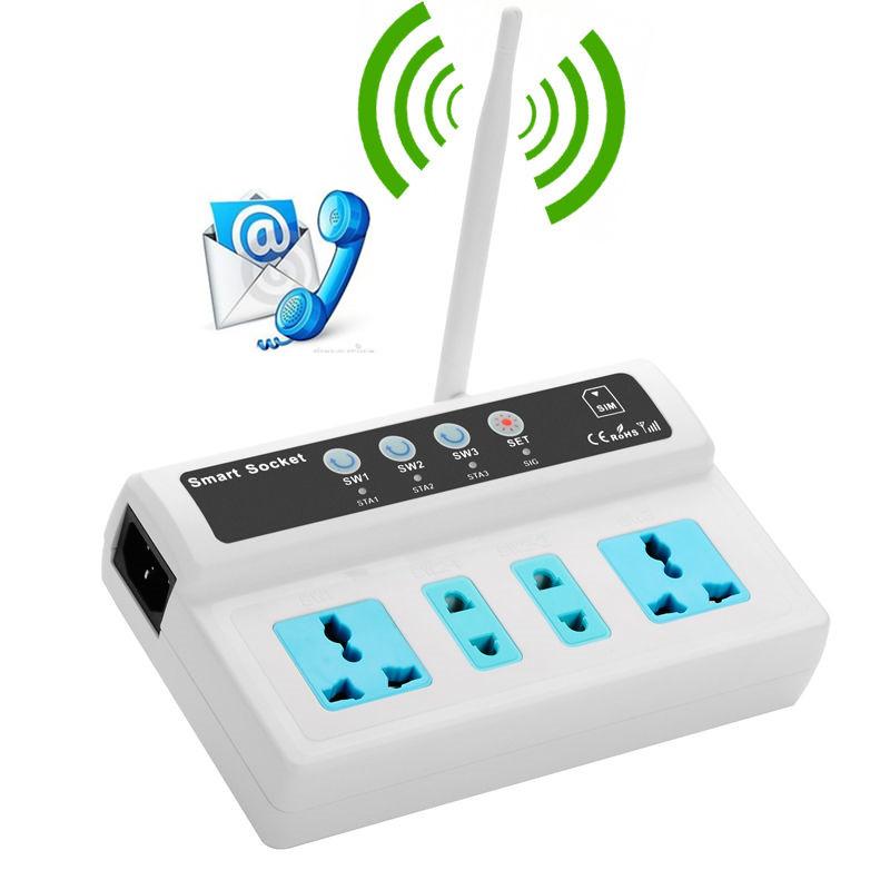GSM power socket 1