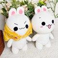 Новое Прибытие Супер Kawaii Кролик Плюшевые Игрушки Детские Мягкие Спальные Куклы Дети Чучела Животных Игрушки Хорошее Качество