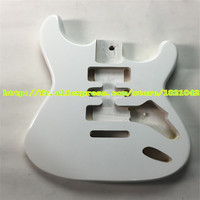 Products in 2019, ST guitar, piano, white light, standard size, body electric guitar