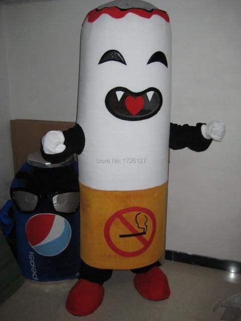 2014c55aac740c Mascotte Geen roken Sigaret Mascotte kostuum custom fancy kostuum anime  cosplay kit mascotte thema fancy dress