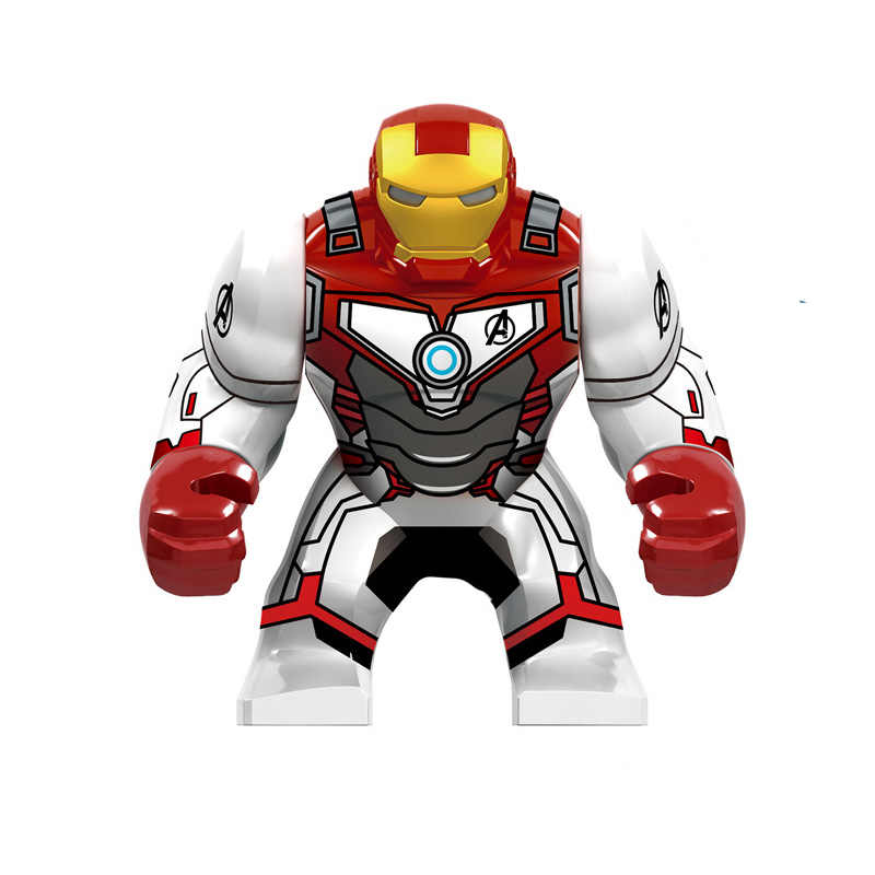 Marvel Avengers Endgame Super Heros Iron Man Figures Bricolage