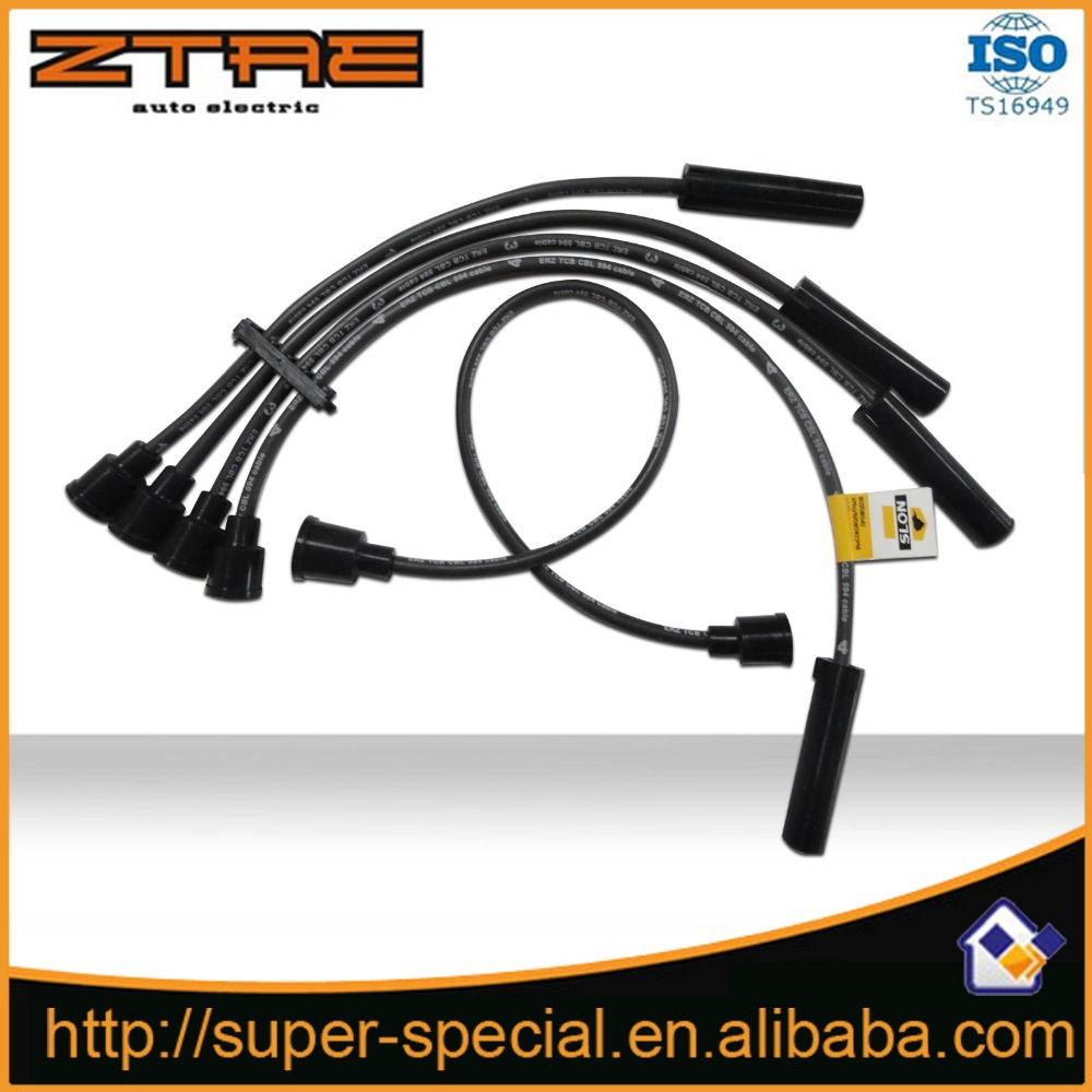 Spark Plug Wire Set Ignition Cable Fit For Lada 2101-3707080