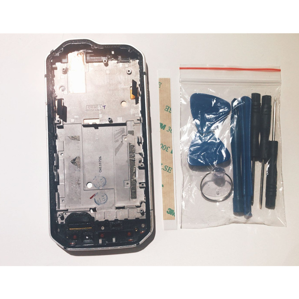 For Caterpillar CAT S60 LCD Display Digitzer Assembly With Frame Touch Screen 1280 720 5 2inch