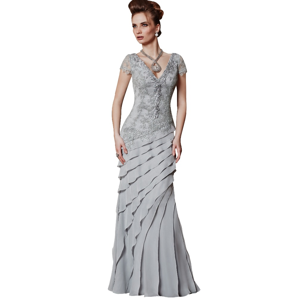 Mother Of The Groom Dress: Elegant Mermaid 2016 Mother Of The Bride Dresses With