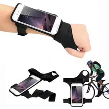 Модный спортивный нарукавник для спортзала и езды на велосипеде Водонепроницаемый чехол для телефона для Xiaomi Redmi Iphone X XR huawei чехол для бега ручная сумка-повязка на руку чехол s