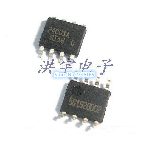 100PCS 24C01 24C02 24C04 24C08 24C16 24C32 93C46 93C56 93C66 93C86 SOP sop8 IC SOP-8 EEPROM KIT 10piece 100% new aon4807 ao4807 4807 sop 8 chipset