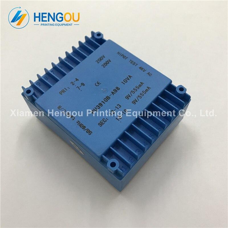 1 Piece high quality KlM4 blue Transformer PU3910B