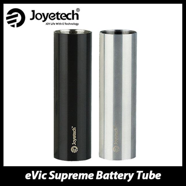 Precio de liquidación! tubo de la batería mod joyetech evic supremo sin tapa tubo de la batería cigarrillo electrónico joyetech genuino portátil de accesorios