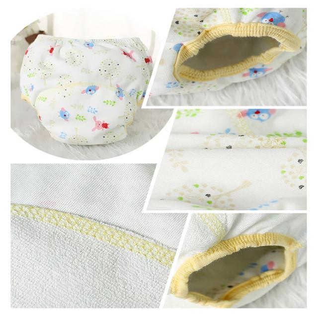 5pcs Cloth Diapers / Training Pants